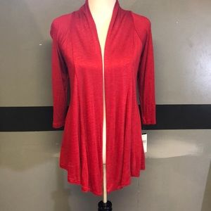 NWT AGB Red Top. Size Small